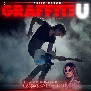Keith Urban & Kelsey Ballerini Tickets